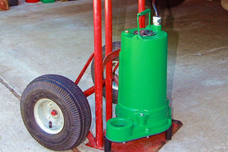 Septic-pump